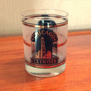 Other - Chicago Low Ball Whiskey Glass